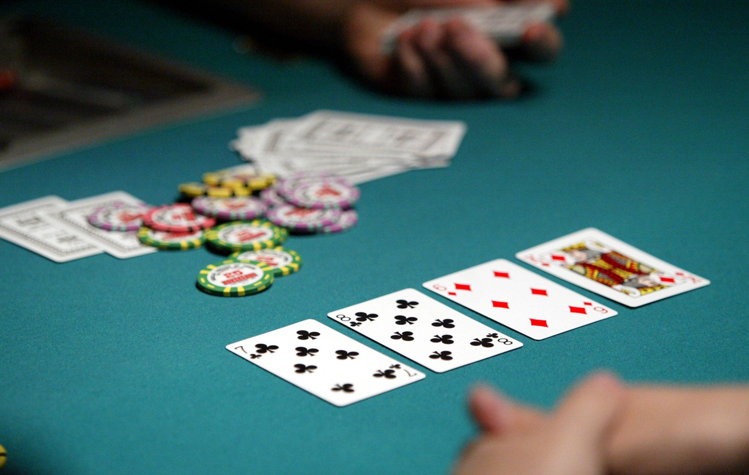 Enjoy Online Casino Games