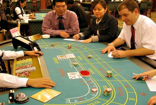 The Rise in Popular Online Casinos