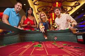 TYPES OF CASINO GAMES AND MODES OF GAMBLING