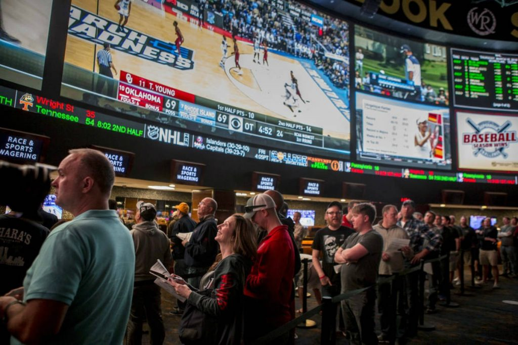 sports and betting history